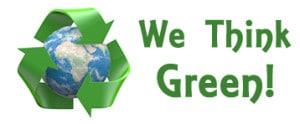 We-think-green-emblem-dreamstime_xs_22515383