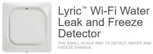 LEAK DETECTOR HOME PROTECTION PLAN