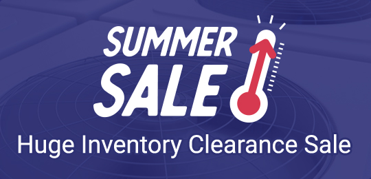 Edwards AC summer sale