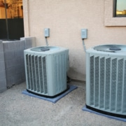 Air Conditioner Pair