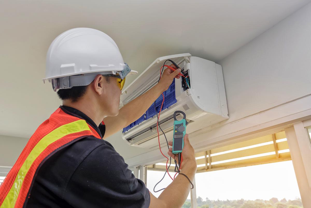 Air Condition Maintenance