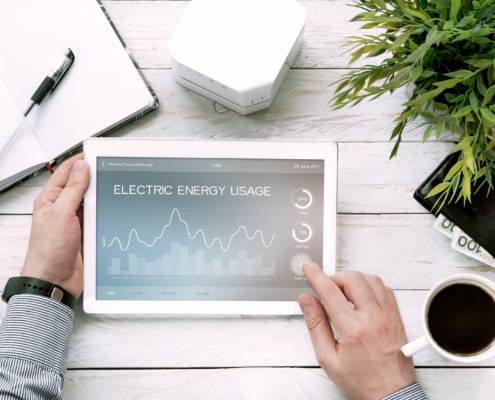 Electric Energy Usage